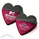Heart Shaped Magnetic Clips