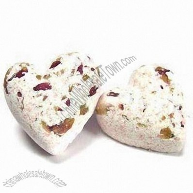 Heart-shaped Bath Bomb
