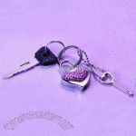Heart-shaped Fancy Keychain