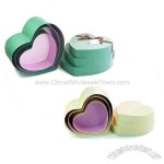 Heart-shaped Jewely Box