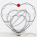 Heart-shaped Metal Craft