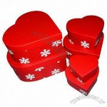 Heart-shaped Paper Gift Box