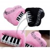 Heart-shaped Piano Pillow