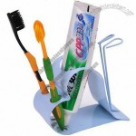 Heart-shaped Toothbrush Toothpaste Holder