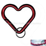 Heat Carabiner Key Chain