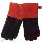 Heat Resistant - Fireplace and BBQ Barbecue Gloves