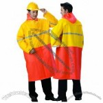 Heavy Duty Visibility Raincoat II