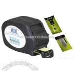 Heavy duty contractor quality tape measure