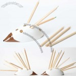 Hedgehog Pen Pencil Holder