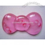 Hello Kitty Bow shaped wrist rest support