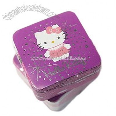 Hello Kitty Compressed Towel