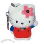 Hello Kitty Keychain Stress Relievers