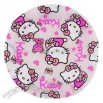 Hello Kitty Shower Cap (Transparent/Pink)