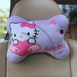 Hello Kitty Ultra Soft Car Pillow
