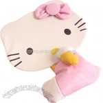 Hello Kitty Wrist Rest Mouse Pad