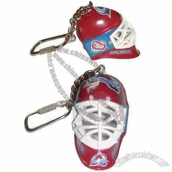 Helmet Toy Keychain, Toy With Keychains, China Wholesale