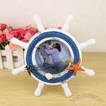 Helmsman Photo Frame