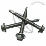 Hex/Tapered Head Self Drilling Screw