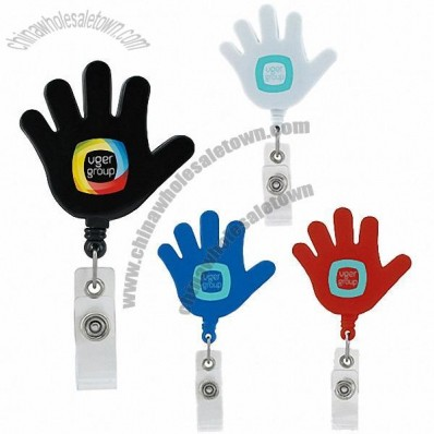 Hi Five Badge Holder