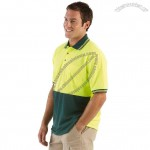 Hi Vis Short Sleeve Trad Polo