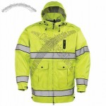 Hi-Visability Safety Rain Coat