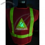 High Brightness EL Safety Vest