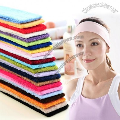 High Flexibility Yoga Hair Band