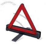 High Power 3-in-1 Plastic Warning Triangle and Work Light