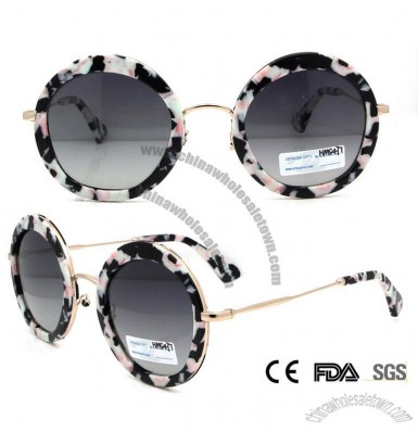 High Quality Acetate Sunglasses