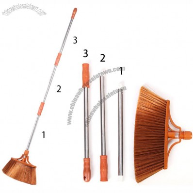 High Quality Brooms with Adjustable Handle