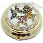 High Quality Cloisonne with Drug Box Shape