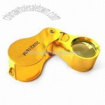 High Quality Jewelry Magnifier with Plastic or Metal Lens Frame