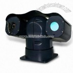 High Speed PTZ Thermo Camera with 360 Degrees Continuous Pan Spin