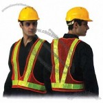 High Visbility LED Safety Vest