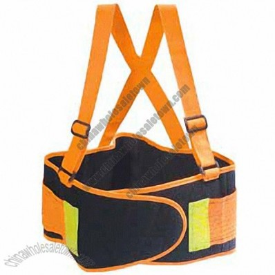 High Visibility Back Support Belt