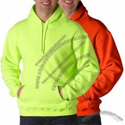 High Visibility Sweatshirt with Hood