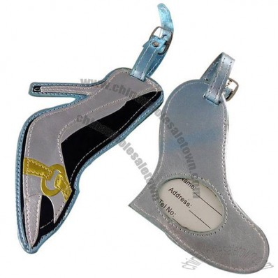 High-heeled Shoes Luggage Tag