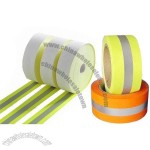 High luster reflective fabric, widely used in workwear and fire cloth