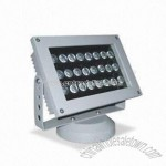 High-power LED Flood Light with Die-casting Aluminum Shell