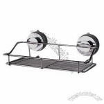 High-power Suction Wire Bathroom Rack