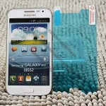 High-quality Clear View Color Diamond Screen Guard for Samsung Galaxy Note 3