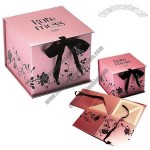 High-quality paper folding gift boxes, for cosmetic and perfume