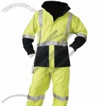 High visibility anti-static safety jacket & pant