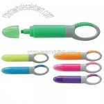 Highlighter with Carabiner