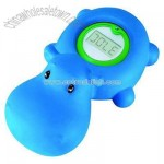 Hippo Shape Bath Thermometer