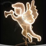 Holiday Angle Light Christmas Decoration Motif Light