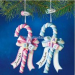 Holiday Baby Personalized Ornaments