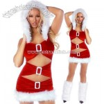Holiday Buckles Dress