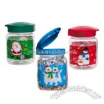 Holiday Plastic Storage Containers