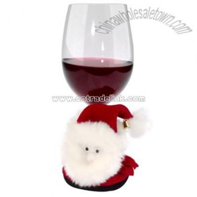 Holiday Stemware Coasters